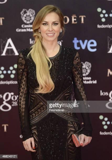 Kira Miro attends Goya Cinema Awards 2014 at Centro de Congresos Principe Felipe on February 9 2014 in Madrid Spain