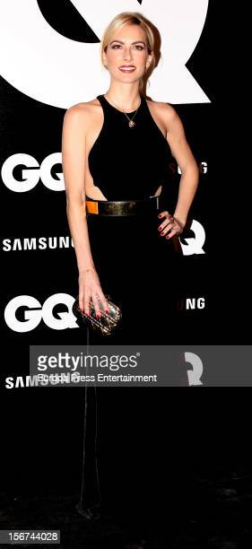 Kira Miro attends GQ Men of the Year Awards 2012 photocall at Palace Hotel on November 19 2012 in Madrid Spain