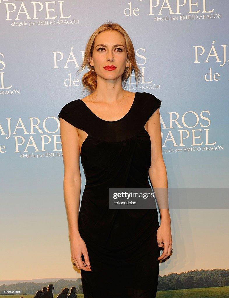 'Pajaros de papel' Premiere in Madrid