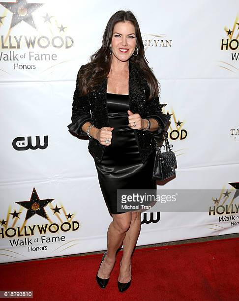 Kira Reed Lorsch arrives at the Hollywood Walk Of Fame Honors held at Taglyan Complex on October 25 2016 in Los Angeles California