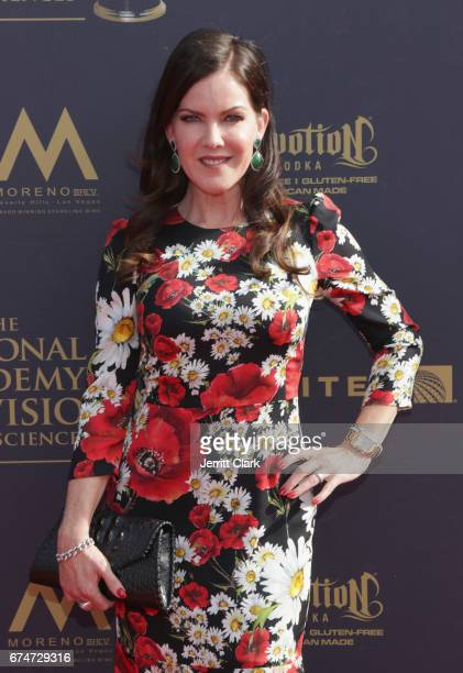 Kira Reed Lorsch attends the 44th Annual Daytime Creative Arts Emmy Awards Arrivals at Pasadena Civic Auditorium on April 28 2017 in Pasadena...