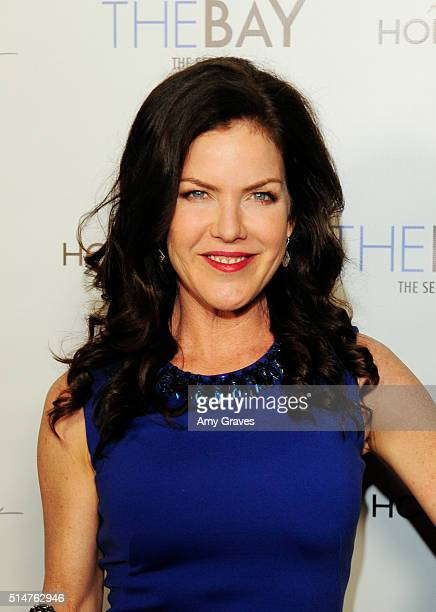 Kira Reed Lorsch attends the 5th Annual LANY Entertainment Mixer at St Felix on March 10 2016 in Hollywood California