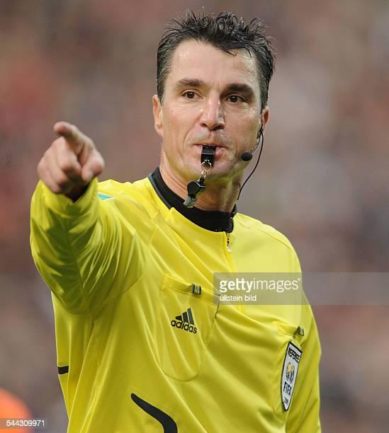 Kircher Knut Football Referee Germany