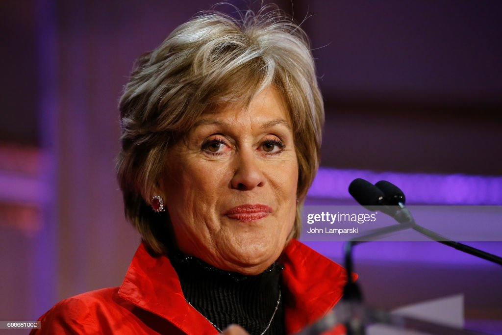 Kiri Te Kanawa attends 12th Annual OPERA NEWS Awards at the Grand Ballroom at The Plaza Hotel on April 9, 2017 in New York City.