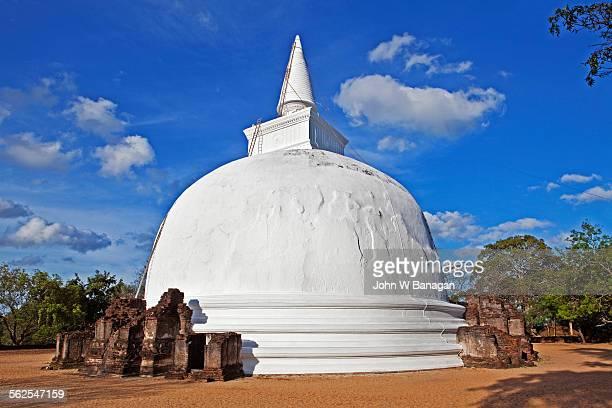 Kiri Vihara of Polonnaruwa. Sri Lanka