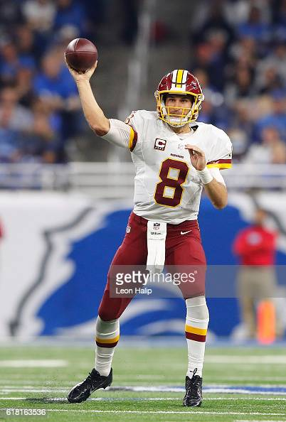 Washington Redskins v Detroit Lions : News Photo