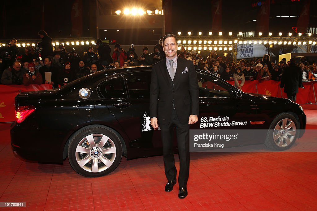 Kirk De Micco attends 'The Croods' Premiere - BMW at the 63rd Berlinale International Film Festival at Berlinale Palast on February 15, 2013 in Berlin, Germany.