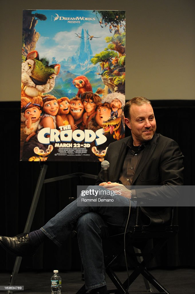 Kirk De Micco attends 'The Croods' screening at The Film Society of Lincoln Center, Walter Reade Theatre on March 13, 2013 in New York City.