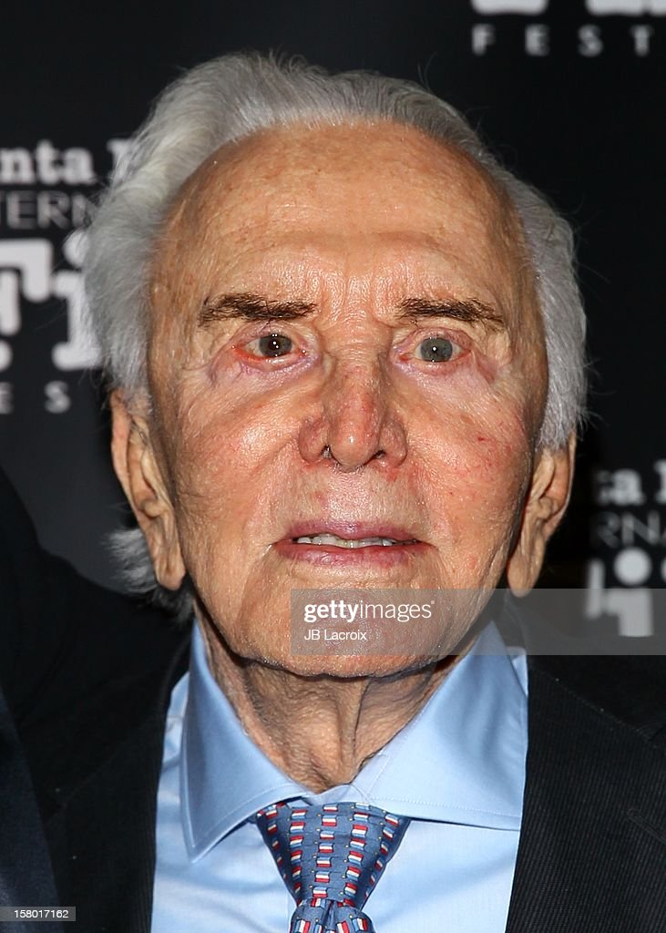 <a gi-track='captionPersonalityLinkClicked' href=/galleries/search?phrase=Kirk+Douglas+-+Actor&family=editorial&specificpeople=13450359 ng-click='$event.stopPropagation()'>Kirk Douglas</a> attends the 7th Annual Santa Barbara International Film Festival - <a gi-track='captionPersonalityLinkClicked' href=/galleries/search?phrase=Kirk+Douglas+-+Actor&family=editorial&specificpeople=13450359 ng-click='$event.stopPropagation()'>Kirk Douglas</a> Award For Excellence In Film Honoring Robert DeNiro at Bacara Resport And Spa on December 8, 2012 in Santa Barbara, California.