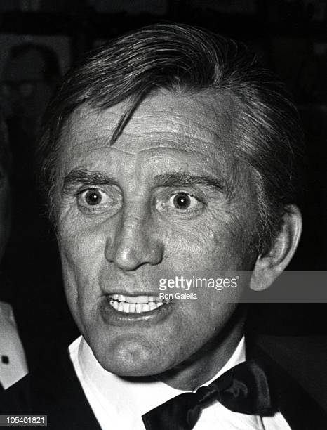 Kirk Douglas during 21st Annual Tony Awards After Party at Sardi's at Sardi's in New York City New York United States