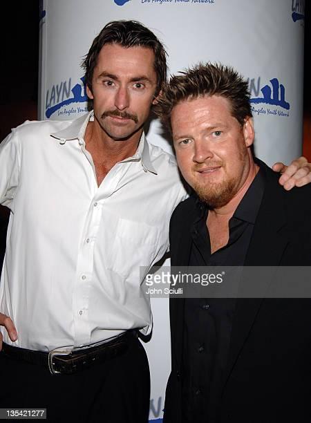 Kirk Fox writer/costar and Donal Logue director/writer/costar