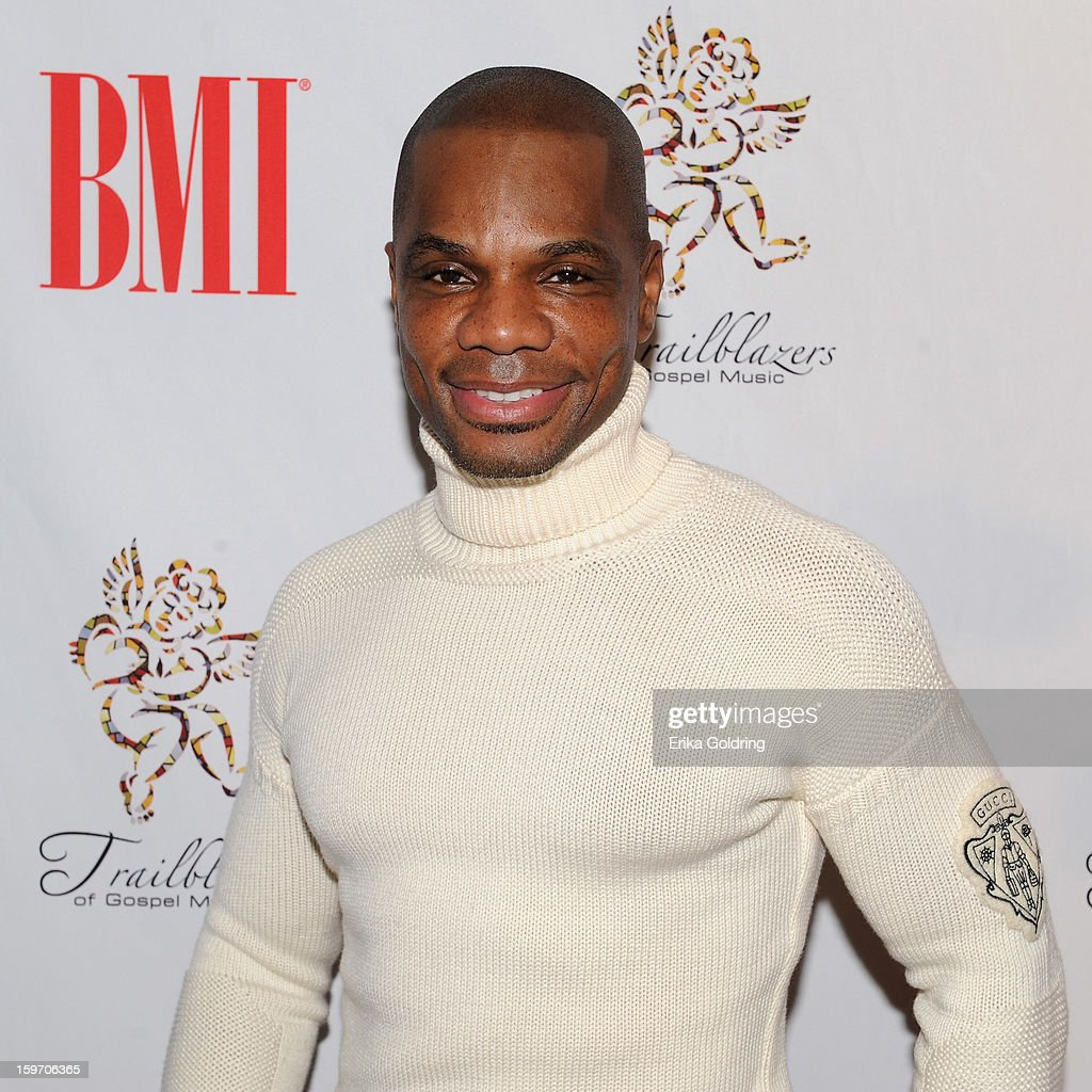 <a gi-track='captionPersonalityLinkClicked' href=/galleries/search?phrase=Kirk+Franklin&family=editorial&specificpeople=779291 ng-click='$event.stopPropagation()'>Kirk Franklin</a> attends the 14th annual BMI Trailblazers of Gospel Music Awards at Rocketown on January 18, 2013 in Nashville, Tennessee.