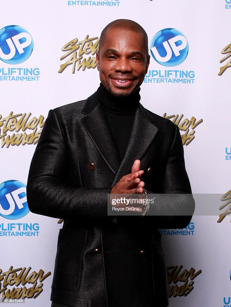 <a gi-track='captionPersonalityLinkClicked' href=/galleries/search?phrase=Kirk+Franklin&family=editorial&specificpeople=779291 ng-click='$event.stopPropagation()'>Kirk Franklin</a> backstage at the 2014 Stellar Awards at Nashville Municipal Auditorium on January 18, 2014 in Nashville, Tennessee.