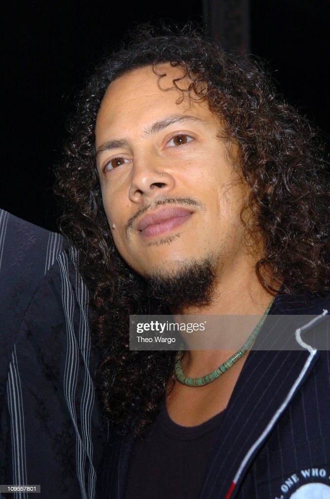 Kirk Hammett od Metallica during 'Metallica: Some Kind of Monster' New York Screening - Arrivals at Loews 19th Street Theatre in New York City, New York, United States.