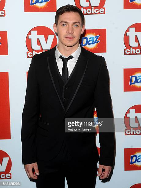 Kirk Norcross attends the 2011 TVChoice Awards on September 13 2011 at the Savoy Hotel in London