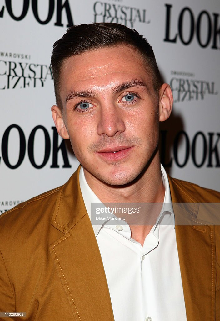 Kirk Norcross attends the 5th anniversary party of LOOK magazine at One Marylebone on March 1, 2012 in London, England.