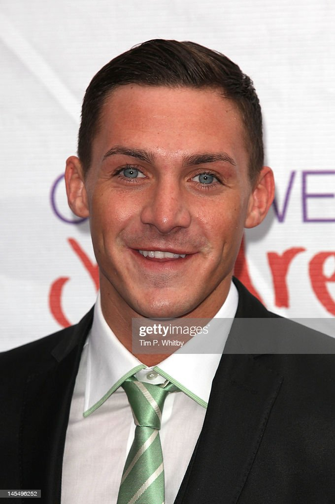 Kirk Norcross attends The Diamond Butterfly Ball in aid Of Caudwell Children at Battersea Evolution on May 31, 2012 in London, England.