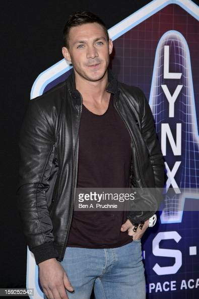 Kirk Norcross attends the Lynx LSA launch event at Wimbledon Studios on January 10 2013 in London England