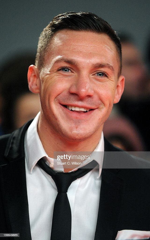 <a gi-track='captionPersonalityLinkClicked' href=/galleries/search?phrase=Kirk+Norcross&family=editorial&specificpeople=7342965 ng-click='$event.stopPropagation()'>Kirk Norcross</a> attends the National Television Awards at 02 Arena on January 23, 2013 in London, England.