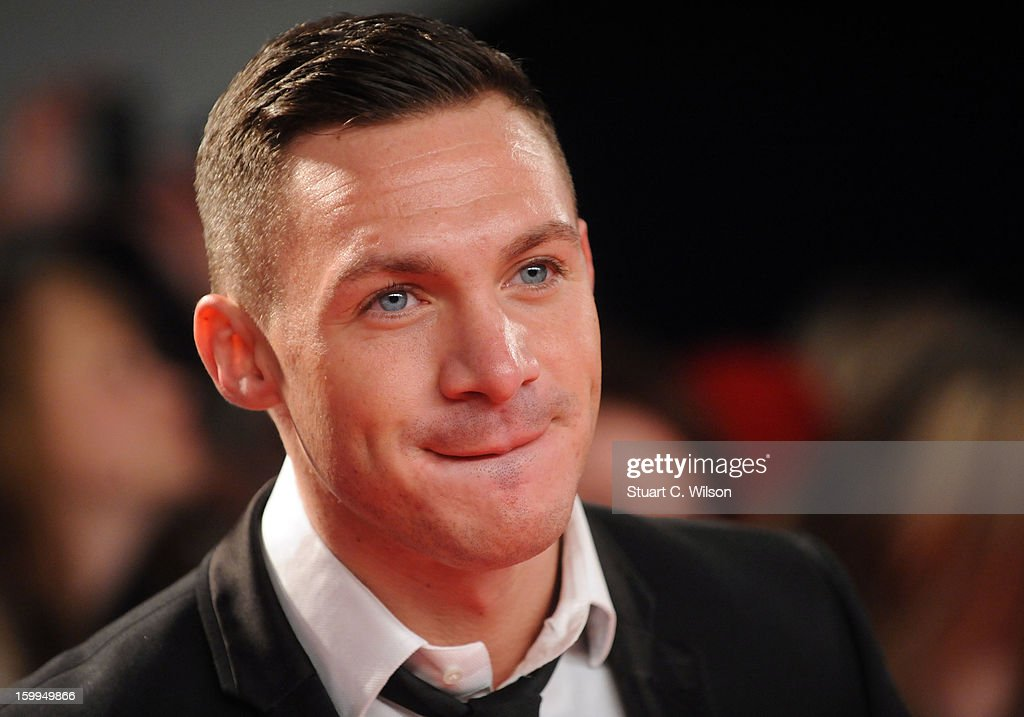 Kirk Norcross attends the National Television Awards at 02 Arena on January 23, 2013 in London, England.