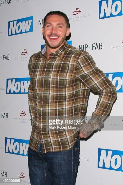 Kirk Norcross attends the Now magazine Christmas party on November 26 2013 in London England