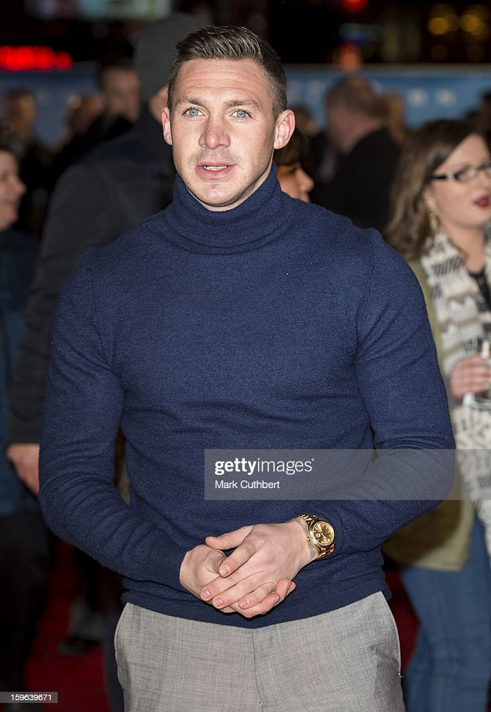 Kirk Norcross attends the UK Premiere of 'Flight' at The Empire Cinema on January 17, 2013 in London, England.