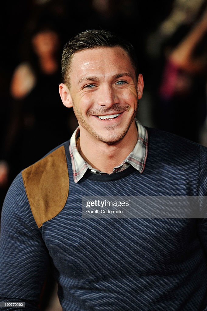 Kirk Norcross attends the UK Premiere of 'Run For Your Wife' at Odeon Leicester Square on February 5, 2013 in London, England.