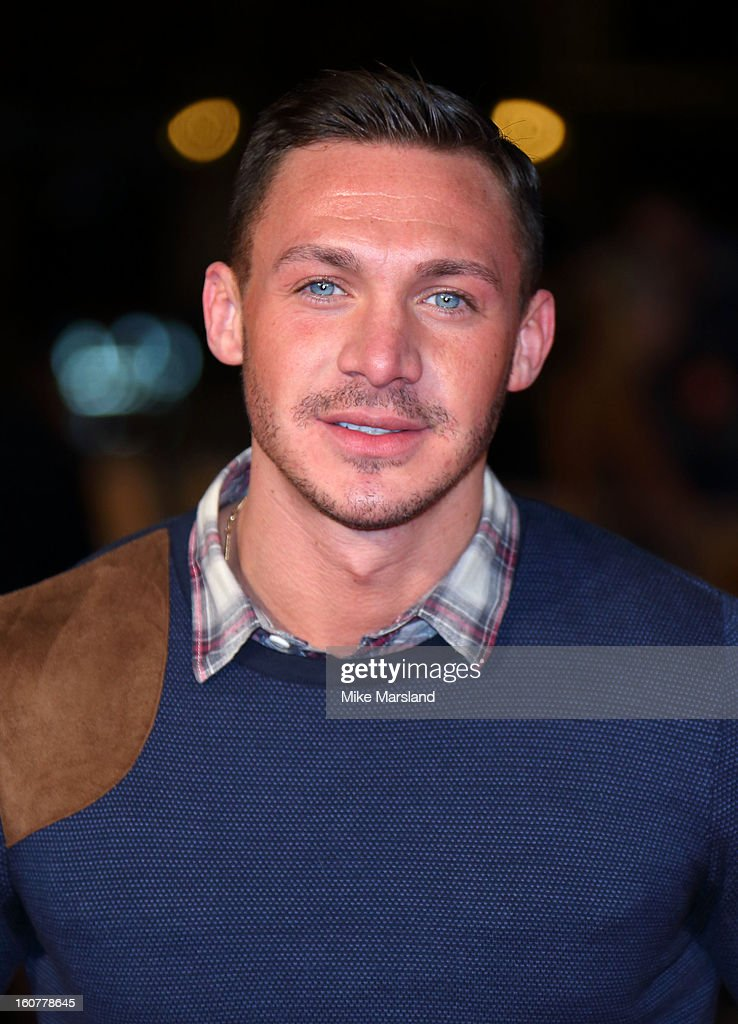<a gi-track='captionPersonalityLinkClicked' href=/galleries/search?phrase=Kirk+Norcross&family=editorial&specificpeople=7342965 ng-click='$event.stopPropagation()'>Kirk Norcross</a> attends the UK Premiere of 'Run For Your Wife' at Odeon Leicester Square on February 5, 2013 in London, England.