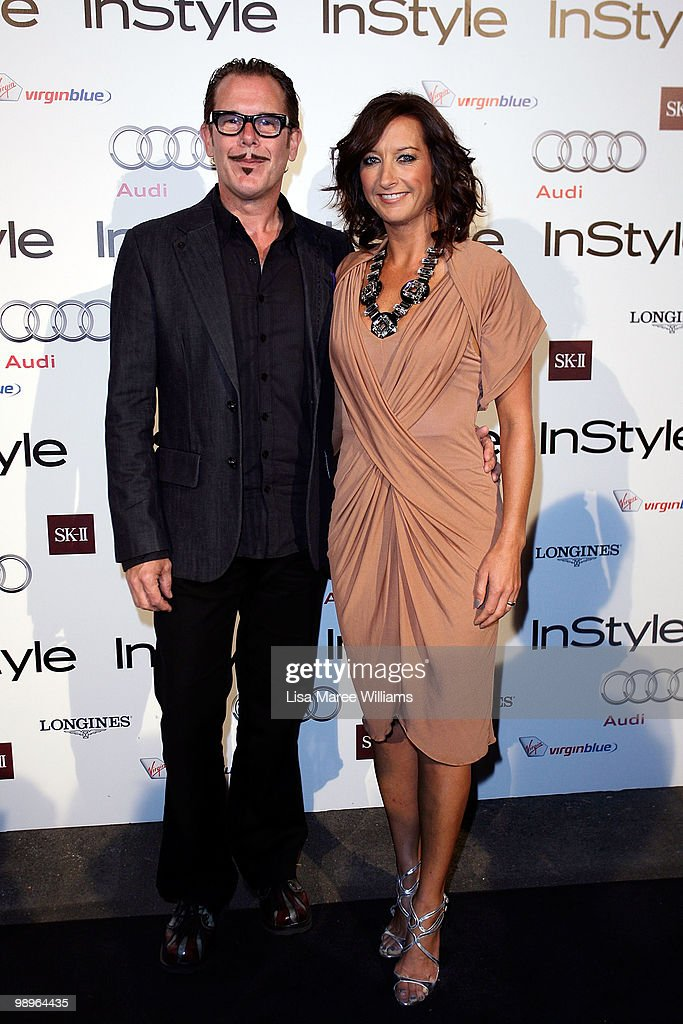 kirk pengilly and layne beachley attend the instyle and audi women of style awards at australian