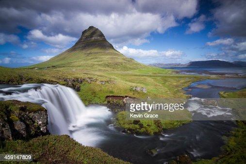 Kirkjufell, Iceland : Stock Photo