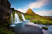 Kirkjufell Mount in Iceland