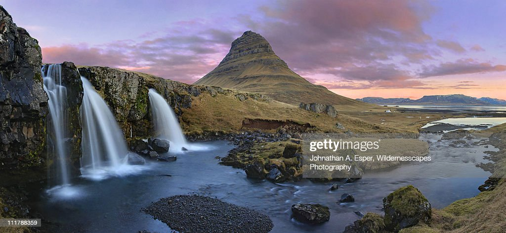 Kirkjufell mountain, Snæfellsnes Peninsula