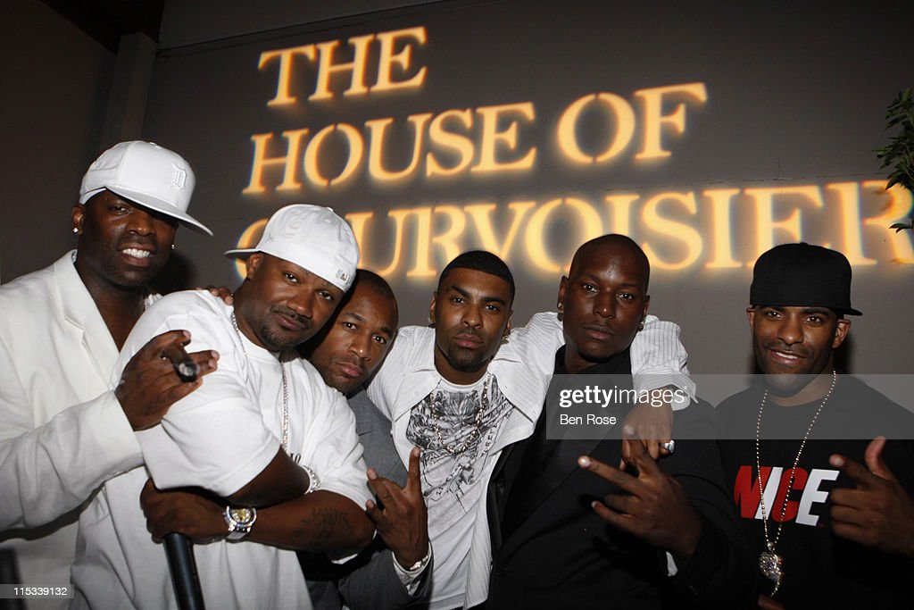 TK Kirkland Big Tigger Tank Ginuwine Tyrese and DJ Clue