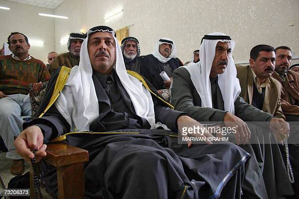 Iraqi Kurds and Arabs hold a meeting in Kirkuk to discuss the future of the oilrich northern Iraqi city 05 February 2007 The ethnically mixed Kirkuk...