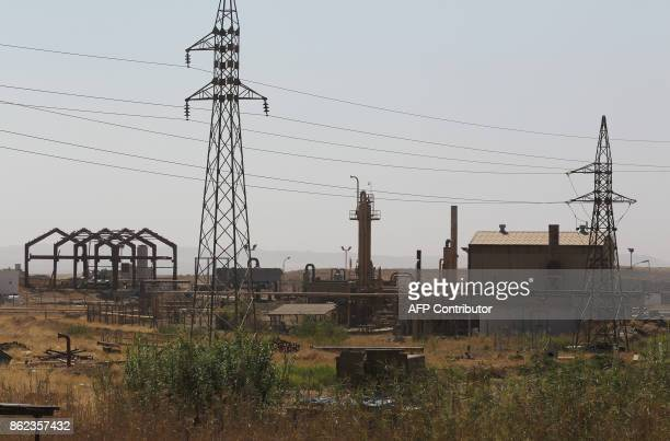 Iraqi forces entered the fields of income of the oil fields of Bay Hassan west of Kirkuk on October 17 on the southern outskirts of Kirkuk Thousands...