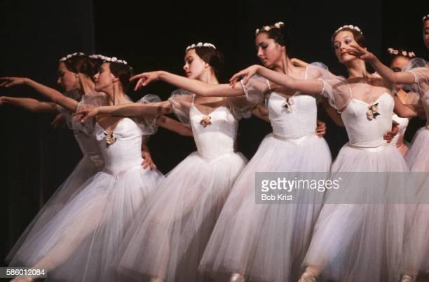 Kirov Ballet Dancers