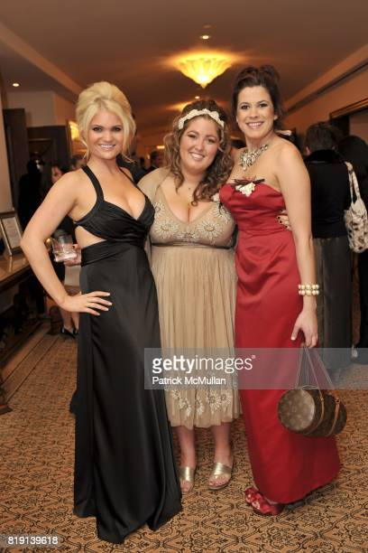Kirsten Ankeny Mija Haggstrom and Blair Mcbirney attend JUNIOR LEAGUE LEGACY BALL HONORING HENRY WINKLER at Montage Hotel on March 6 2010 in Beverly...