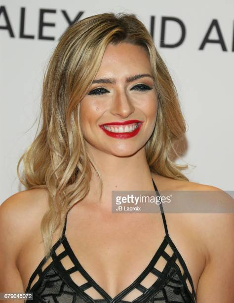 Kirsten Collins attends the 24th Annual Race To Erase MS Gala on May 05 2017 in Beverly Hills California