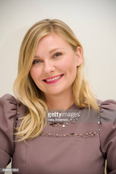 Kirsten Dunst at 'The Beguiled' Press Conference at the Four Seasons Hotel on June 11 2017 in Beverly Hills California