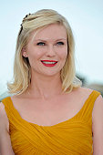 Kirsten Dunst at the photo call for 'Melancholia' during the 64th Cannes International Film Festival