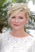 Kirsten Dunst attends 'On The Road' Photocall at Palais des Festivals on May 23 2012 in Cannes France