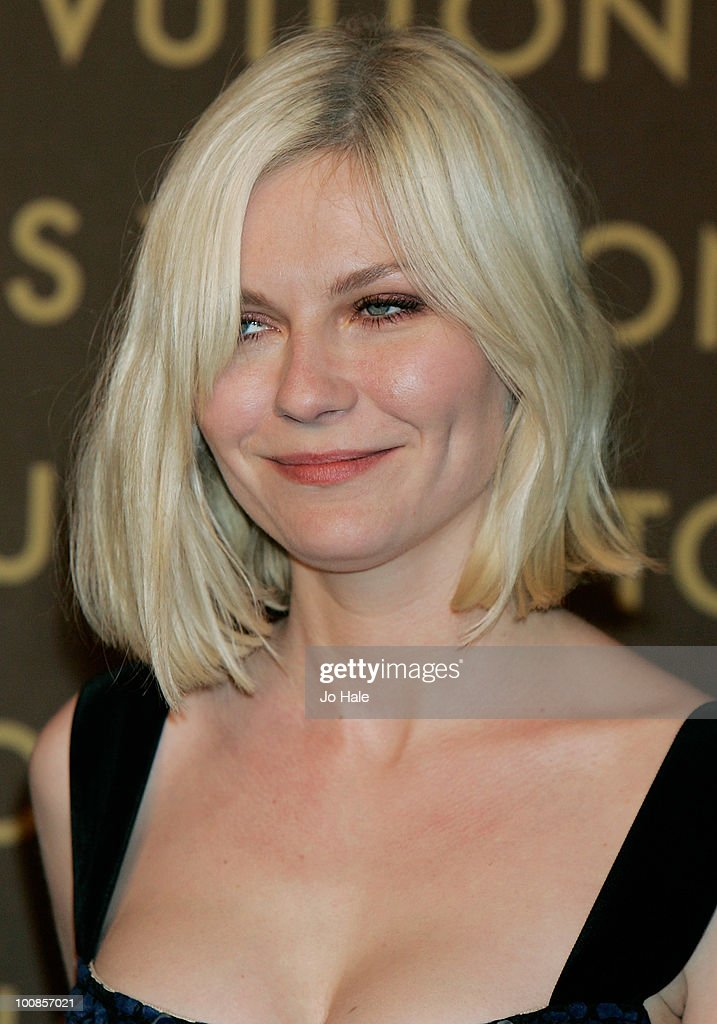 Kirsten Dunst attends the after party for the launch of the Louis Vuitton Bond Street Maison on May 25, 2010 in London, England.