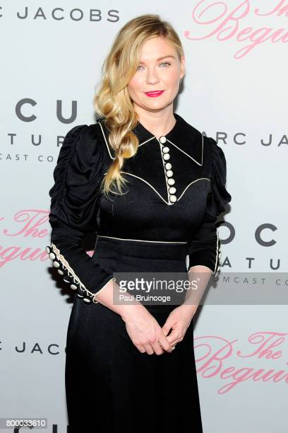 Kirsten Dunst attends 'The Beguiled' New York Premiere Arrivals at Metrograph on June 22 2017 in New York City