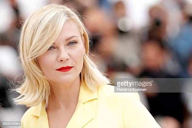 Kirsten Dunst attends the Jury Photocall during the 69th Annual Cannes Film Festival at the Palais des Festivals on May 11 2016 in Cannes France
