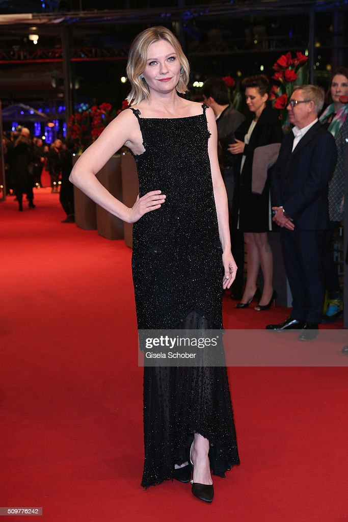 <a gi-track='captionPersonalityLinkClicked' href=/galleries/search?phrase=Kirsten+Dunst&family=editorial&specificpeople=171590 ng-click='$event.stopPropagation()'>Kirsten Dunst</a> attends the 'Midnight Special' premiere during the 66th Berlinale International Film Festival Berlin at Berlinale Palace on February 12, 2016 in Berlin, Germany.