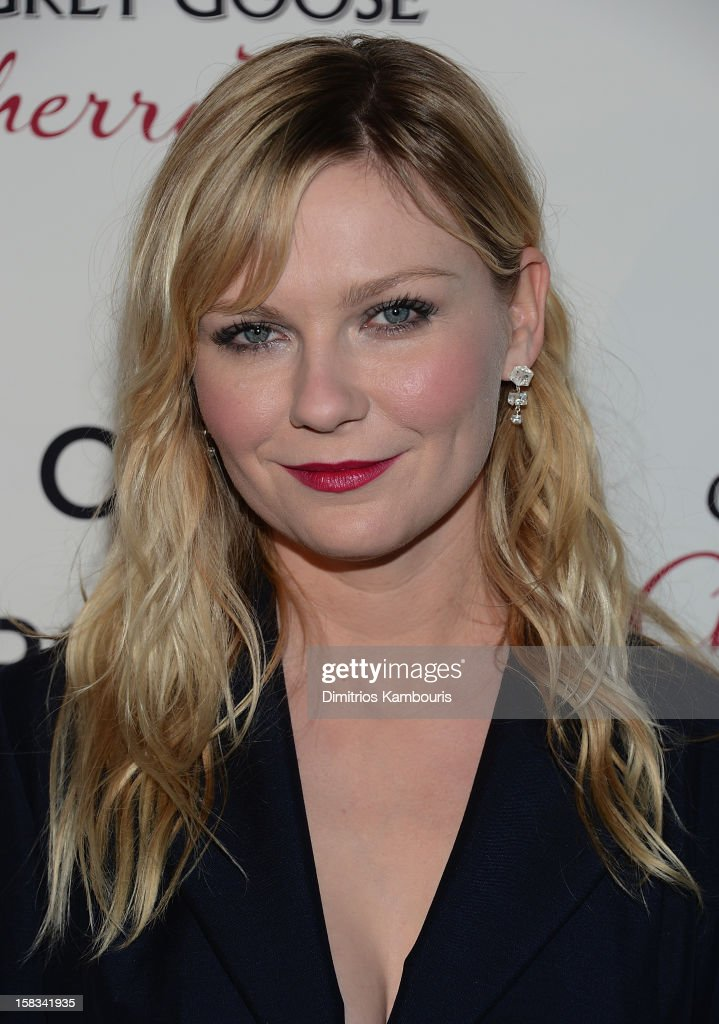 Kirsten Dunst attends the 'On The Road' New York Premiere at SVA Theater on December 13, 2012 in New York City.