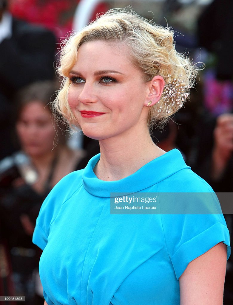 Kirsten Dunst attends the Palme d'Or Closing Ceremony held at the Palais des Festivals during the 63rd Annual International Cannes Film Festival on May 23, 2010 in Cannes, France.