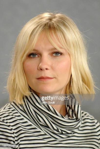 Kirsten Dunst during 2005 Toronto Film Festival 'Elizabethtown' Press Conference at Sutton Place Hotel in Toronto Canada