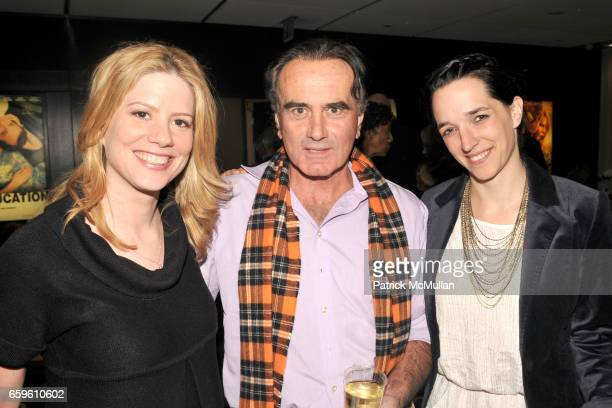 Kirsten Powers Dan Hedaya and Bridget Siege attend SONY CLASSICS' Screening of AN EDUCATION at Sony Screening Room on October 6 2009 in New York