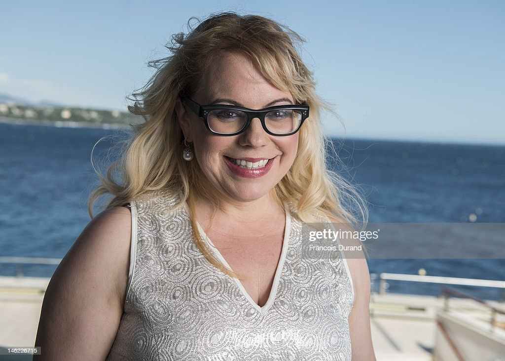 Kirsten Vangsness poses for a portrait session during the 52nd Monte Carlo TV Festival on June 12, 2012 in Monaco, Monaco.